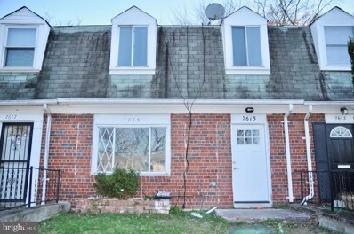 7615 Burnside Road, Landover, MD 20785 - #: MDPG228372