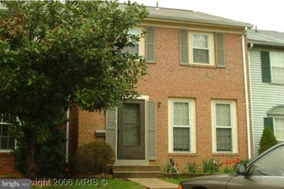 15804 Millbrook Lane UNIT 103, Laurel, MD 20707 - #: MDPG272558