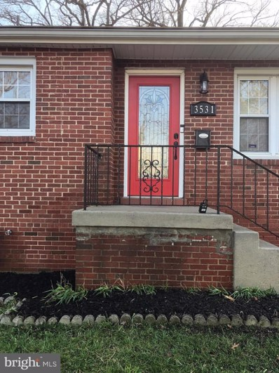 3531 Everest Drive, Temple Hills, MD 20748 - #: MDPG318268