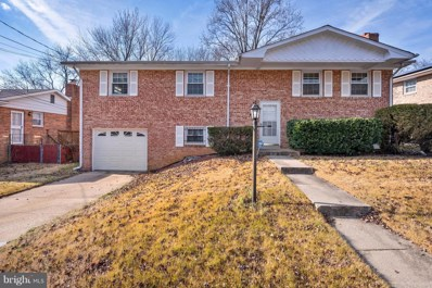 4107 Rocky Mount Drive, Temple Hills, MD 20748 - #: MDPG319118