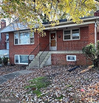 32 4TH Street, Laurel, MD 20707 - MLS#: MDPG345104