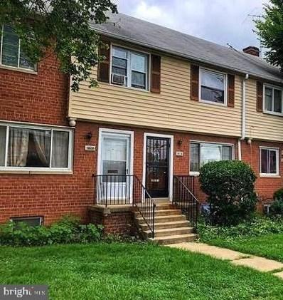 1810 Jasmine Terrace, Hyattsville, MD 20783 - #: MDPG351878