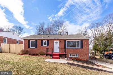 8731 E Fort Foote Terrace, Fort Washington, MD 20744 - #: MDPG357726