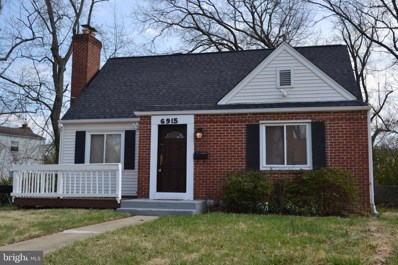 6915 Foster Street, District Heights, MD 20747 - #: MDPG375442