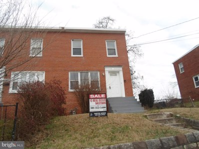1109 Carrington Avenue, Capitol Heights, MD 20743 - #: MDPG375558
