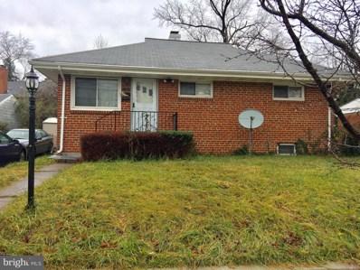 1702 Merrimac Drive, Hyattsville, MD 20783 - #: MDPG375922