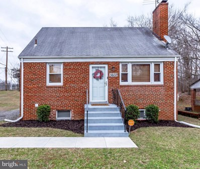 3602 Kingswood Drive, District Heights, MD 20747 - MLS#: MDPG376322