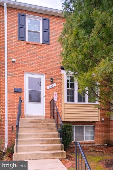 7674 Arbory Court UNIT 33, Laurel, MD 20707 - #: MDPG376594