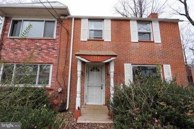 7314 15TH Place, Takoma Park, MD 20912 - #: MDPG376682