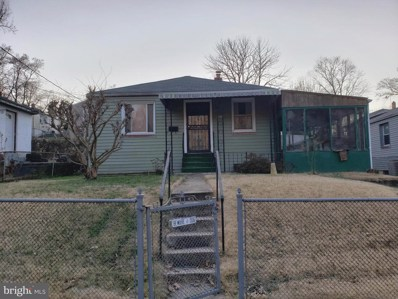 1408 Farmingdale Avenue, Capitol Heights, MD 20743 - #: MDPG376986