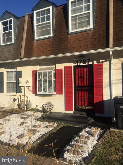 1787 Village Green Drive UNIT Y-91, Landover, MD 20785 - MLS#: MDPG377386
