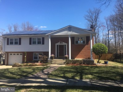 9010 Longbow Road, Fort Washington, MD 20744 - #: MDPG377592