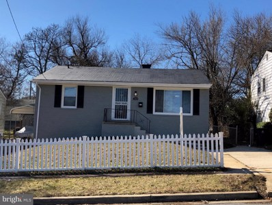 704 66TH Avenue, Capitol Heights, MD 20743 - #: MDPG378028