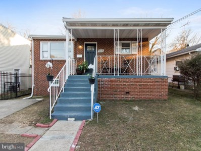 408 Balboa Avenue, Capitol Heights, MD 20743 - #: MDPG378470
