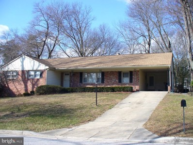6642 Park Hall Drive, Laurel, MD 20707 - #: MDPG390050