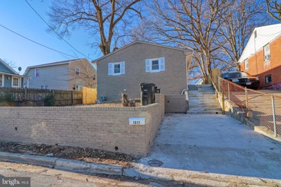 1017 Drum Avenue, Capitol Heights, MD 20743 - #: MDPG459538