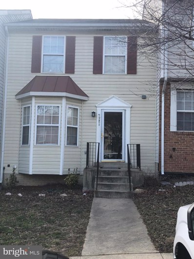 7221 Flag Harbor Drive, District Heights, MD 20747 - #: MDPG459596