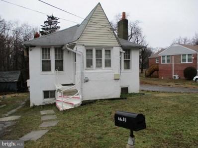 12115 Old Fort Road, Fort Washington, MD 20744 - #: MDPG459832