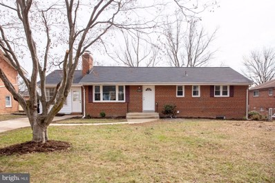 5503 Mansfield Drive, Temple Hills, MD 20748 - #: MDPG472898