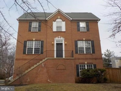 1701 Pinecone Court, Bowie, MD 20721 - MLS#: MDPG476062