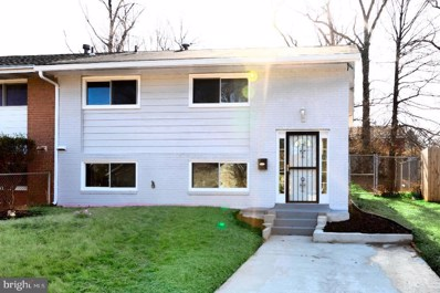 710 Booker Drive, Capitol Heights, MD 20743 - MLS#: MDPG499748