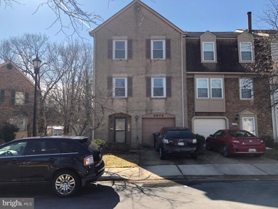 6806 Storch Court, Lanham, MD 20706 - #: MDPG500242