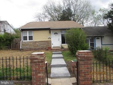 2213 Matthew Henson Avenue, Landover, MD 20785 - MLS#: MDPG501920