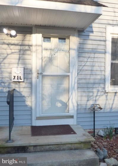 71-L  Ridge Road UNIT L, Greenbelt, MD 20770 - #: MDPG501994