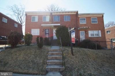 3527 Madison Street, Hyattsville, MD 20782 - #: MDPG502100