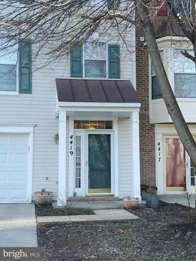 4419 Swindon Terrace, Upper Marlboro, MD 20772 - #: MDPG502480