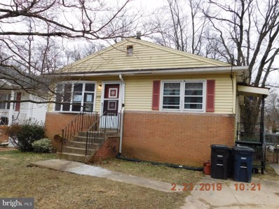 4709 Quimby Avenue, Beltsville, MD 20705 - #: MDPG502720