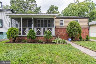 4206 31ST Street, Mount Rainier, MD 20712 - #: MDPG502858