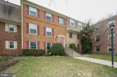 6008 Westchester Park Drive UNIT T2, College Park, MD 20740 - #: MDPG502886