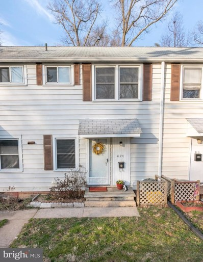 62 Ridge Road UNIT C, Greenbelt, MD 20770 - #: MDPG503366