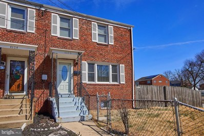 4106 24TH Avenue, Temple Hills, MD 20748 - #: MDPG503704