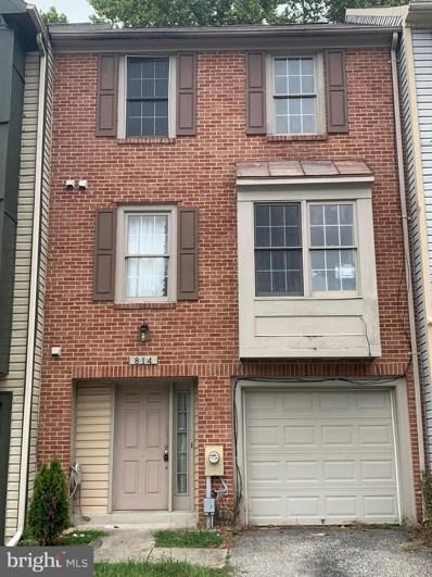 814 Pleasant Hill Lane, Bowie, MD 20716 - #: MDPG503830