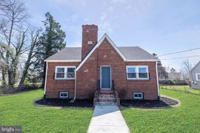 6019 Old Silver Hill Road, District Heights, MD 20747 - MLS#: MDPG505094