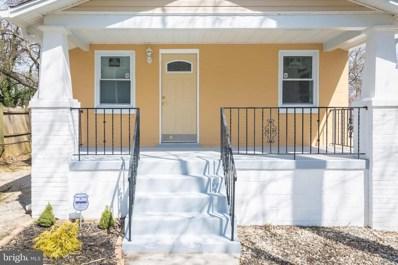 4302 Vine Street, Capitol Heights, MD 20743 - #: MDPG505112