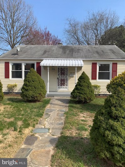 2618 Boones Lane, District Heights, MD 20747 - #: MDPG521702