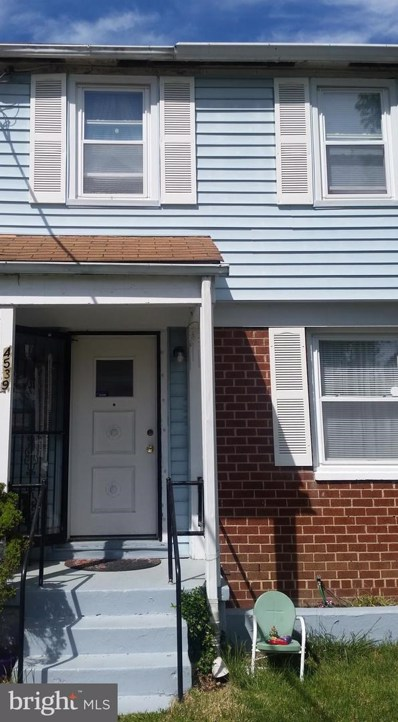 4539 Akron Street, Temple Hills, MD 20748 - #: MDPG522652