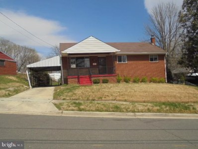 408 Clearfield Place, Capitol Heights, MD 20743 - #: MDPG522810