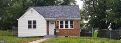 1005 Brooke Road, Capitol Heights, MD 20743 - #: MDPG523364
