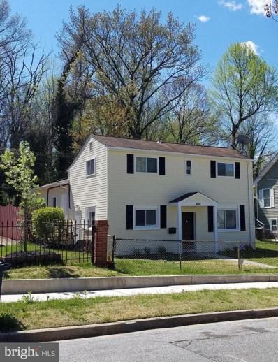 6609 Oliver Street, Riverdale, MD 20737 - #: MDPG523618
