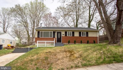 1308 Alberta Drive, District Heights, MD 20747 - #: MDPG523644