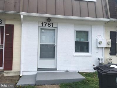 1781 Village Green Drive UNIT Y-88, Landover, MD 20785 - #: MDPG523700