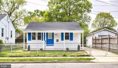 312 Carroll Avenue, Laurel, MD 20707 - #: MDPG524284