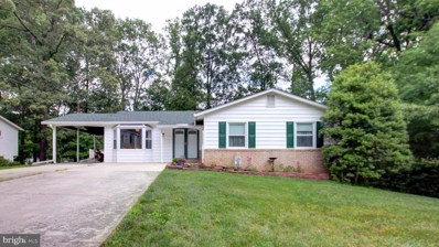 6608 McCahill Terrace, Laurel, MD 20707 - #: MDPG524404