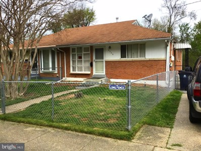 2706 Afton Street, Temple Hills, MD 20748 - #: MDPG524460