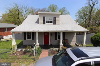 4908 Fable Street, Capitol Heights, MD 20743 - #: MDPG524492