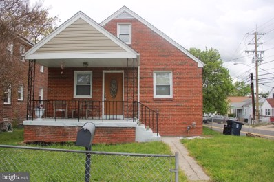 4920 Heath Street, Capitol Heights, MD 20743 - #: MDPG524560